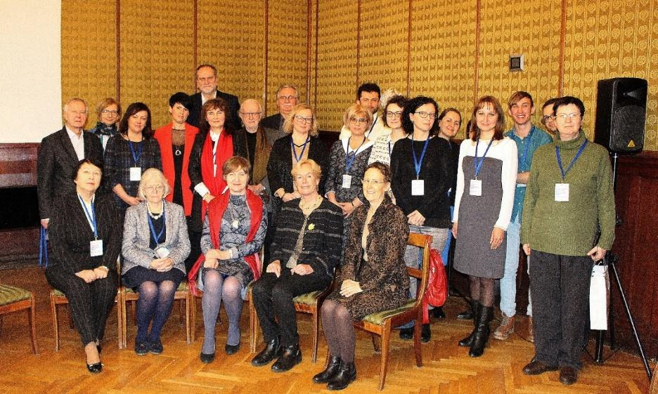 Міжнародна конференція: «The Past and Present in a Musical Work»