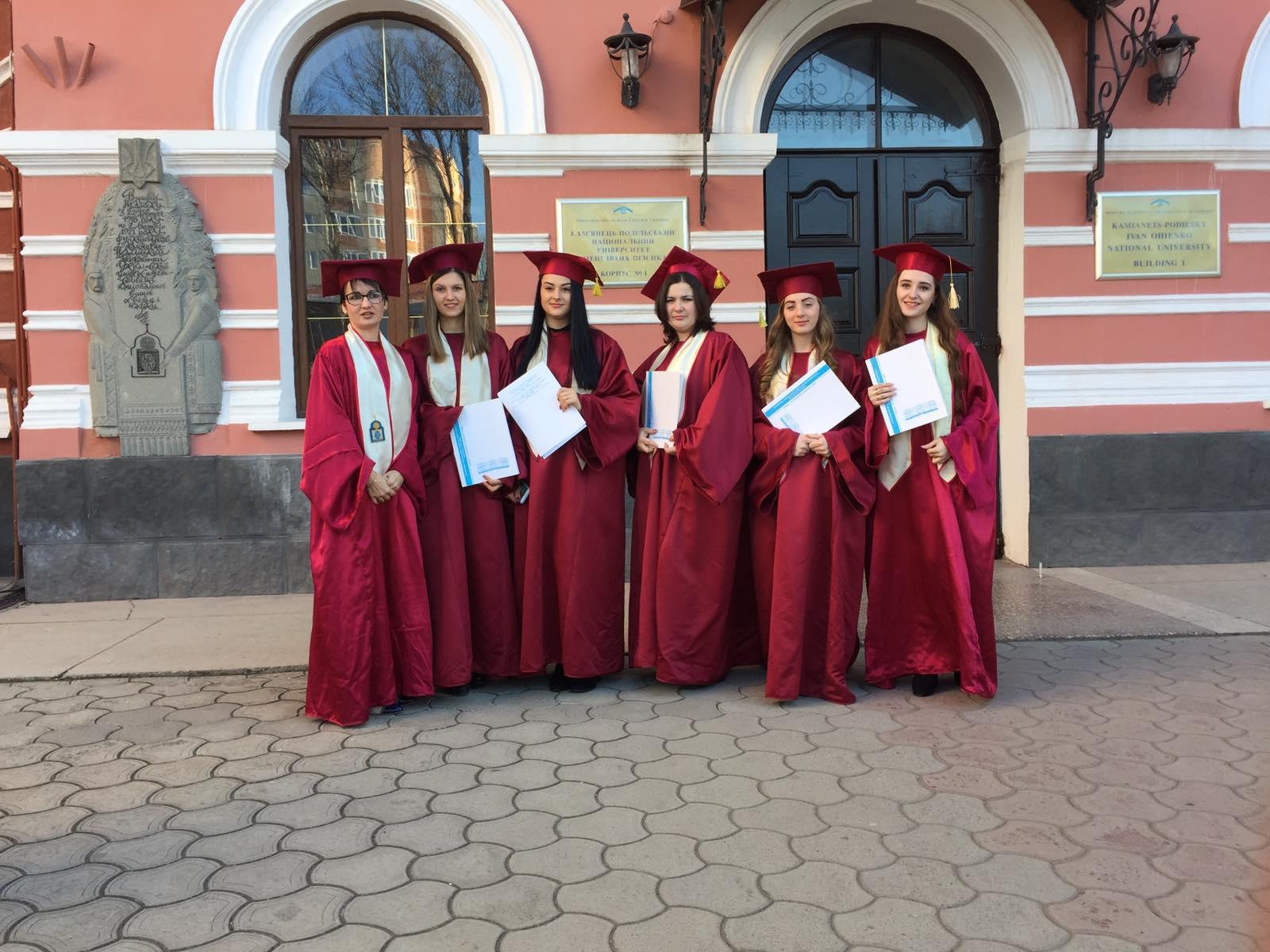 24 січня 2020 року відбувся випуск магістрантів стаціонарної та заочної форми навчання спеціальності 014 Середня освіта (Музичне мистецтво)