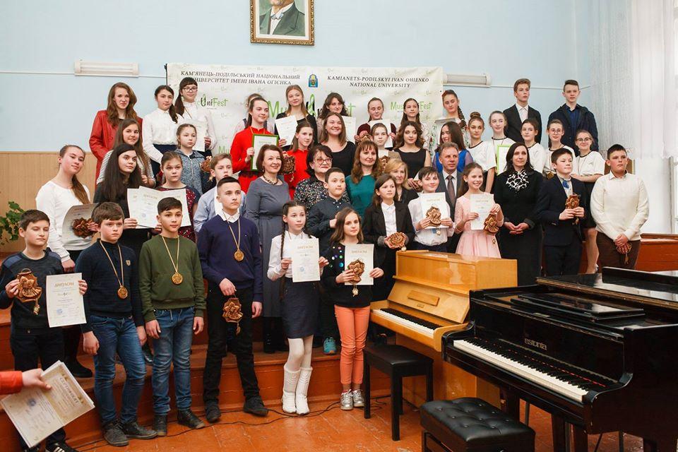 Вітаємо переможців ІІ Всеукраїнського музичного конкурсу «MusikUniFest-2019»!